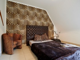 Double African Wild - Chambre day use
