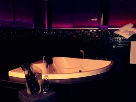 day use avec Jacuzzi - Double Glamour - forfait 4h - Bedroom