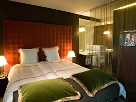 Suite Junior - Suite design - Bedroom