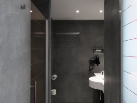 Salle de douche design - Double Confort - Bedroom