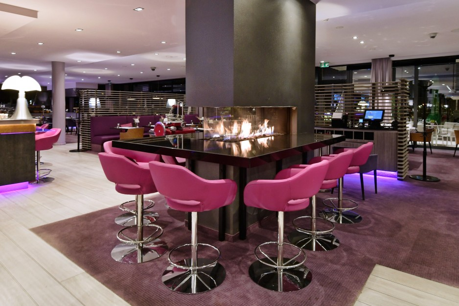 Hotel Airport Charleroi Restaurant