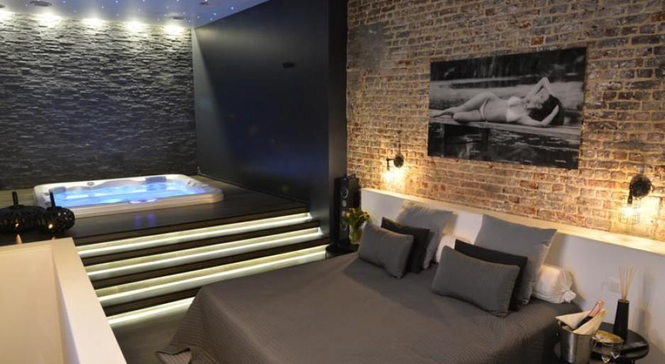 H tel journ e bruxelles chambre jacuzzi et sauna - Hotel avec jacuzzi dans la chambre midi pyrenees ...