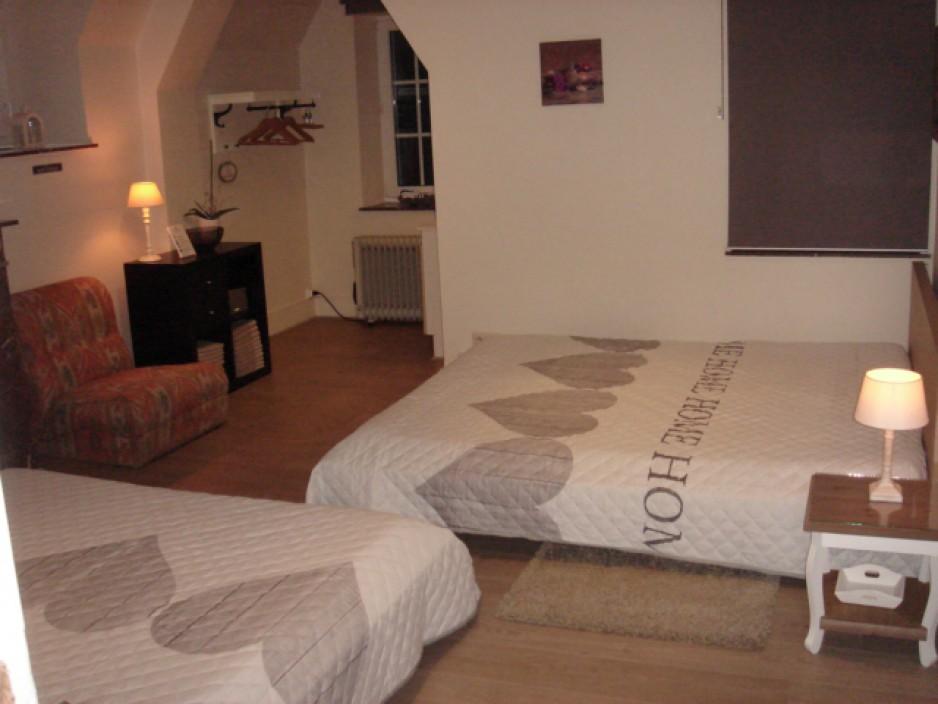 H tel journ e namur le pavillon du bois de buis for Hotel romantique belgique