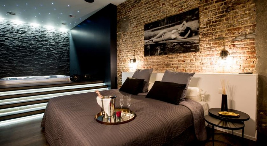 Romantic Hotel Brussels Roomforday