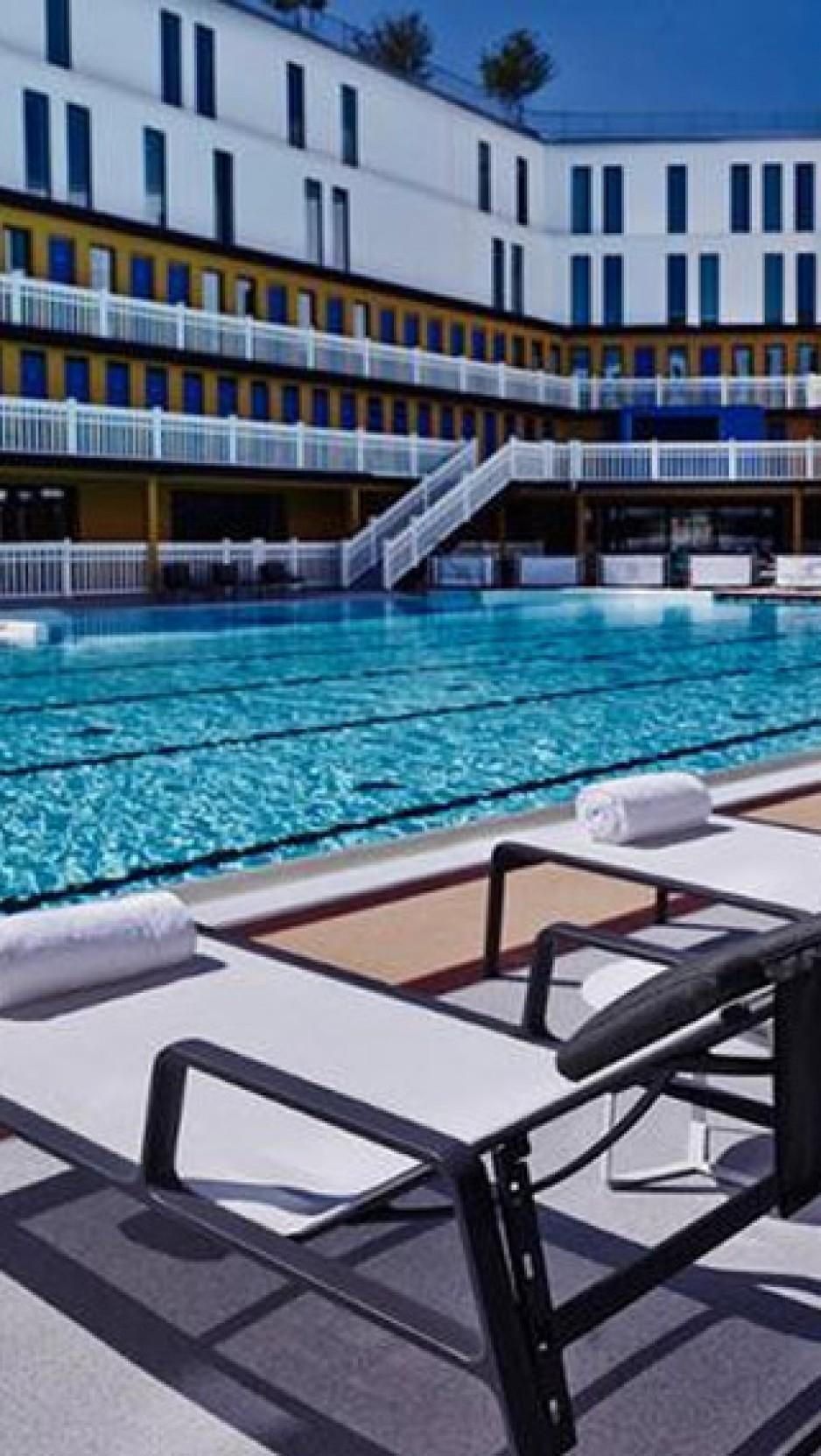 Day use rooms hotels wellness center spa la louvi re for Piscine la louviere
